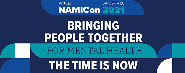 Virtual NAMICon 2021 logo